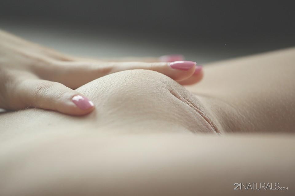 Panty large bulge pubis mons